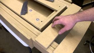 Part 6 Of 8- Building A Planer Feed Table And Stand