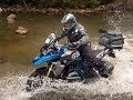 R1200gs Real Off Road In Transylvania