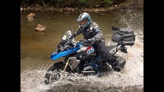 R1200GS Real Off-Road in Transylvania