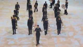 806 - RCAF march past - finale 2014