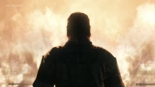 Metal Gear Solid V: The Phantom Pain Trailer Recut - Hurt