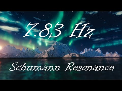10 Hours Of Schumann Resonance (Pure 7.83Hz Isochronic Tones), Absolute Harmony With The Earth