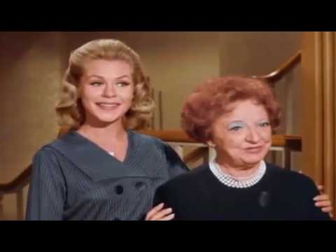 Marion Lorne  Aunt Clara's Doorknob Collection on Bewitched