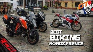 KTM Super Duke GT | The Best Biking Roads In France GT Tour