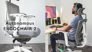 Autonomous ErgoChair 2 Review - The Best Ergonomic Office Chair for Your Workspace!