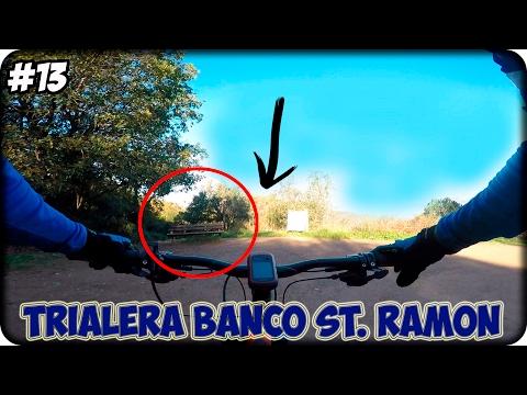 Trialera BANCO de SANT RAMON | Análisis Trialeras Collserola #13