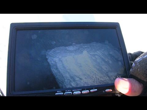 Как работает подводная камера с ИК подсветкой