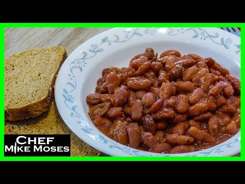 Maritime Home Baked Beans - I've been eating these for 50 years.