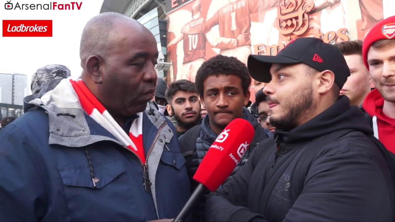 what is dt from arsenal fan tv job
