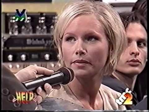 The Cardigans early footage 1995 Italy