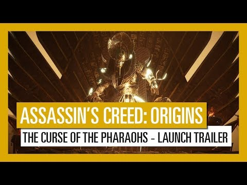 Assassin's Creed Origins - The Curse Of The Pharaohs Youtube Video