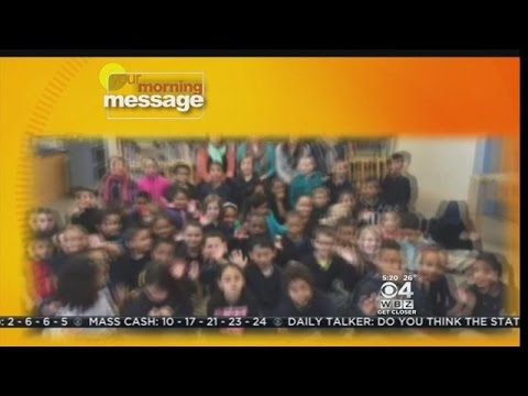 Your Morning Message: December 5, 2014: Nathaniel Bowditch School, in Salem, MA
