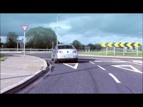 Better Safer Driving - Roundabout (Extended)