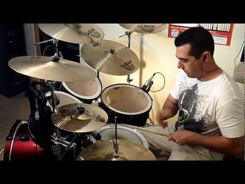 The Cars - Let's Go (Drum Cover)