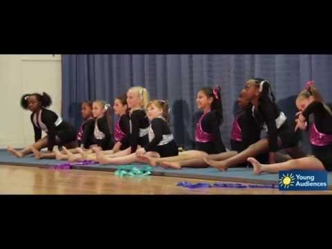Young Audiences Charter School Gymnastics Spring Spotlight 2015