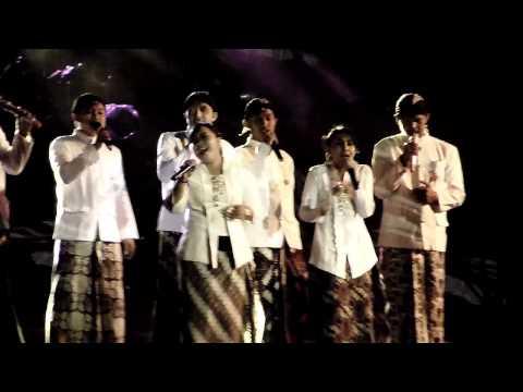 Bahasa Cinta versi Acapella Mataraman Bantaran Kali Code Yogyakarta