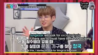 [ENG SUB] New Yang Nam Show What is in Jungkook's carrier? 170413 EP.8