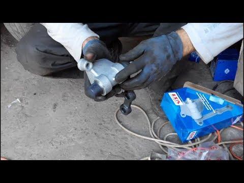 Как поменять маятник на ваз 2107 видео