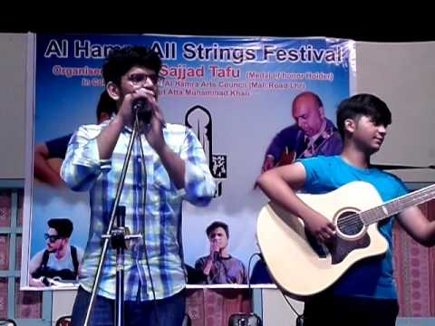 AL HAMRA ALL STRINGS FESTIVAL [ MR, SAJJAD TAFU ] PART-2 [ LAHORE MALL PK.