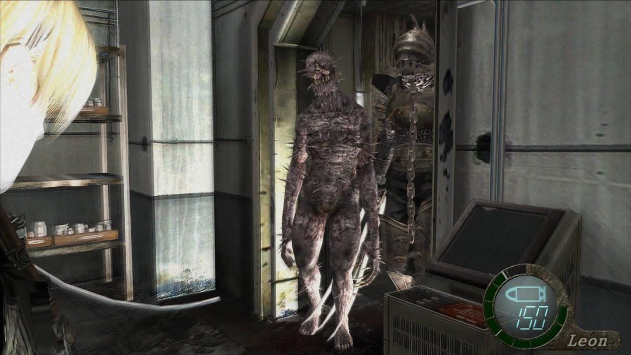 Resident evil 4 - MOD RISING OF EVIL  - Parte 78 - el megawarris cansón
