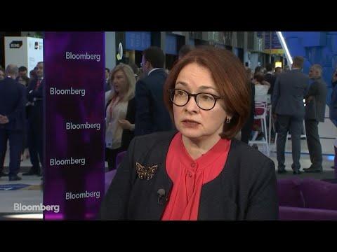 Russia's Nabiullina Says Putin's Economic Plan Is Ambitious But Achievable