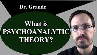 What is Psychoanalytic Theory (Psychoanalysis)?
