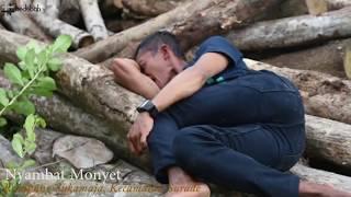 Ngamat Monyet, Langka Dipertunjukan Dikhalayak Ramai