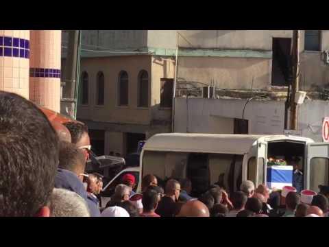 פיגוע טרור של 3 מחבלים ערבים ישראלים מאום אל פאחם בשער האריות בירושלים שרצחו ביריות 2 שוטרים 14.7.17