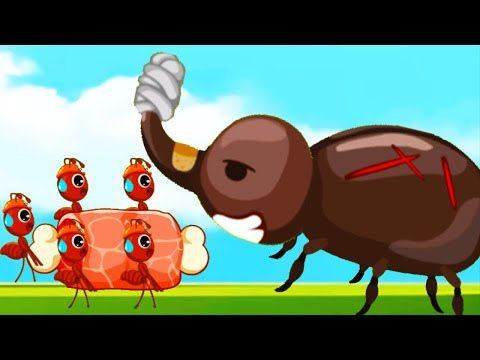 Thumbnail: Baby Panda Ant Colonies - Kids Learn About Ant Life Circle - Fun Educational Kids Game By BABYBUS