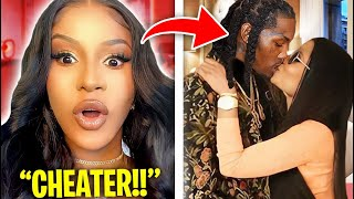 Cardi B SPEAKS OUT About Why Offset & Her DIVORCED