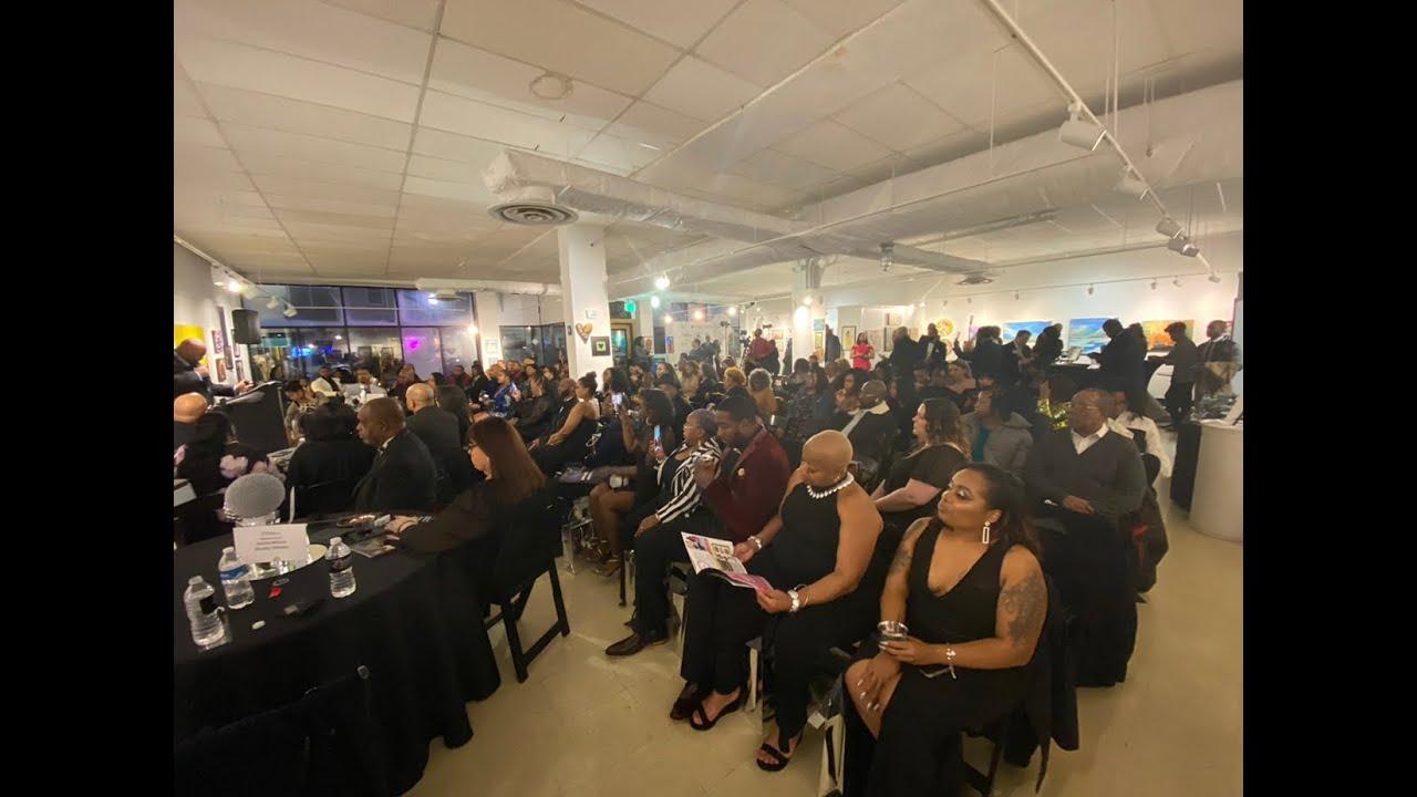 LEAP Design & Print Co. - Black Excellence Awards 2020