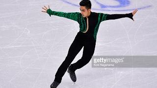 Pyeongchang, Korea 2018 Winter Olympics Venue ( Ice Skating )
