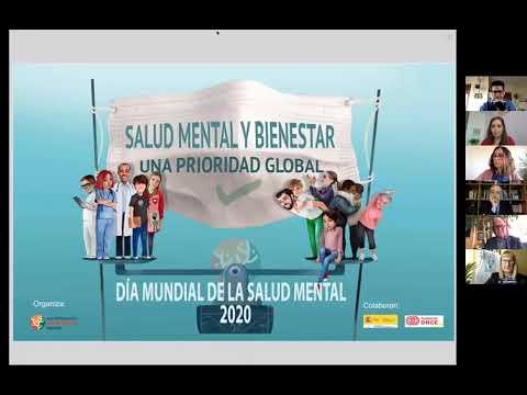 Sesión #PrioridadSaludMental.