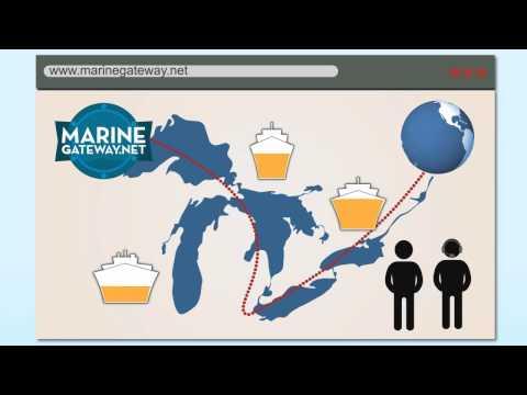 Marine Gateway Shipping Portal