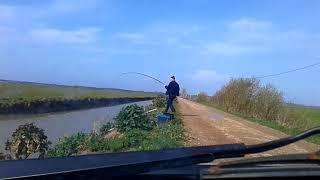 Рибалка у Франції. Канал La Tranche-sur-Mer