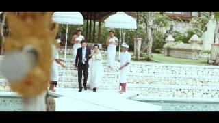 MO&SANDY WEDDING IN BALI - BEAUTIFUL IN WHITE