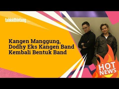 Comeback, Tangan Dingin Dodhy Eks Kangen Band Lahirkan Band Baru Ini