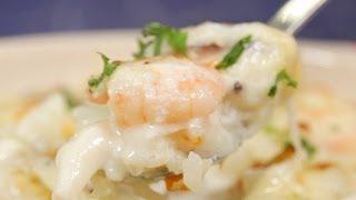 Seafood Doria Recipe シーフードドリア 作り方 レシピ
