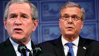 Jeb W. Bush Comes Out Of The Neocon Closet