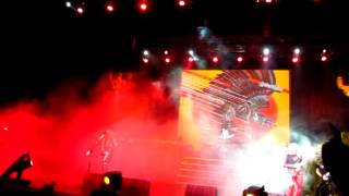 Judas Priest - The Hellion + Electric Eye (live@Palace of Sports Kiev 16/04/2012)