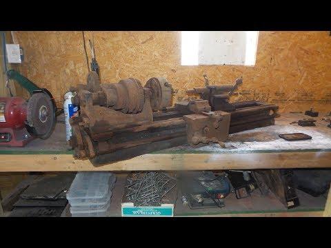 Vintage Lathe Restoration: Pt 7