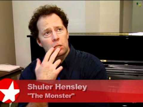 On the Scene: Young Frankenstein Stars