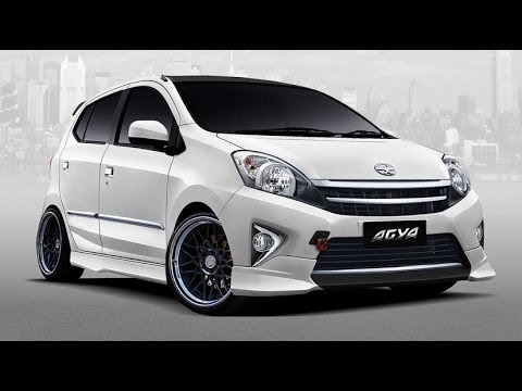 New Toyota Agya 2013 Review - YouTube