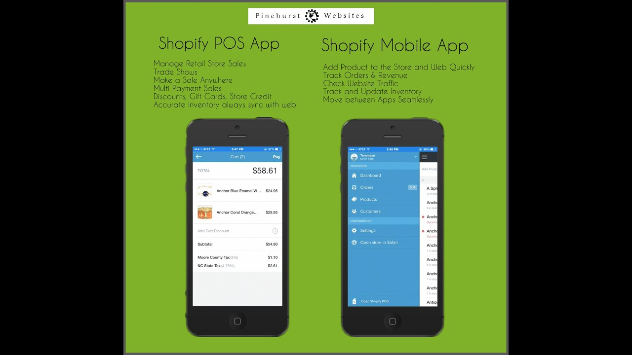 Shopify Free POS iPhone App Review