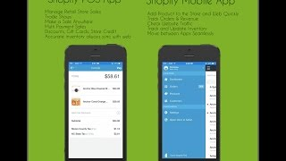 Shopify free pos iphone app review ...