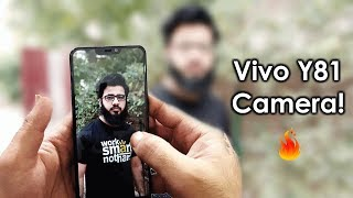 Vivo Y81 Camera Review! Urdu/Hindi