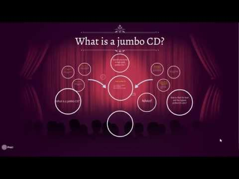 What is a JUMBO CD? How to Find THE BEST and THE HIGHEST Jumbo CD Rates?