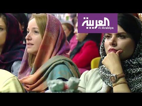 -لا للجمهورية الإسلامية- حملة نسائية استهدفت سلطات النظام الإيراني  - 01:58-2020 / 2 / 9