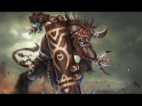 Играем в WoW: Warlords of Draenor #1 Темный Портал
