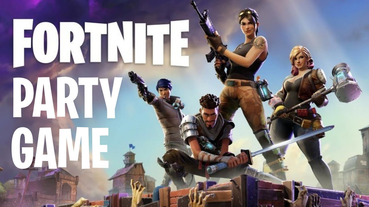 fun fortnite birthday party game - amazon prime fortnite party supplies